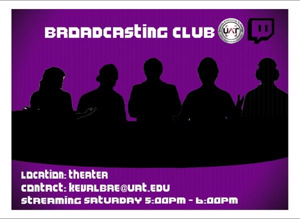 Broadcasting Club 2