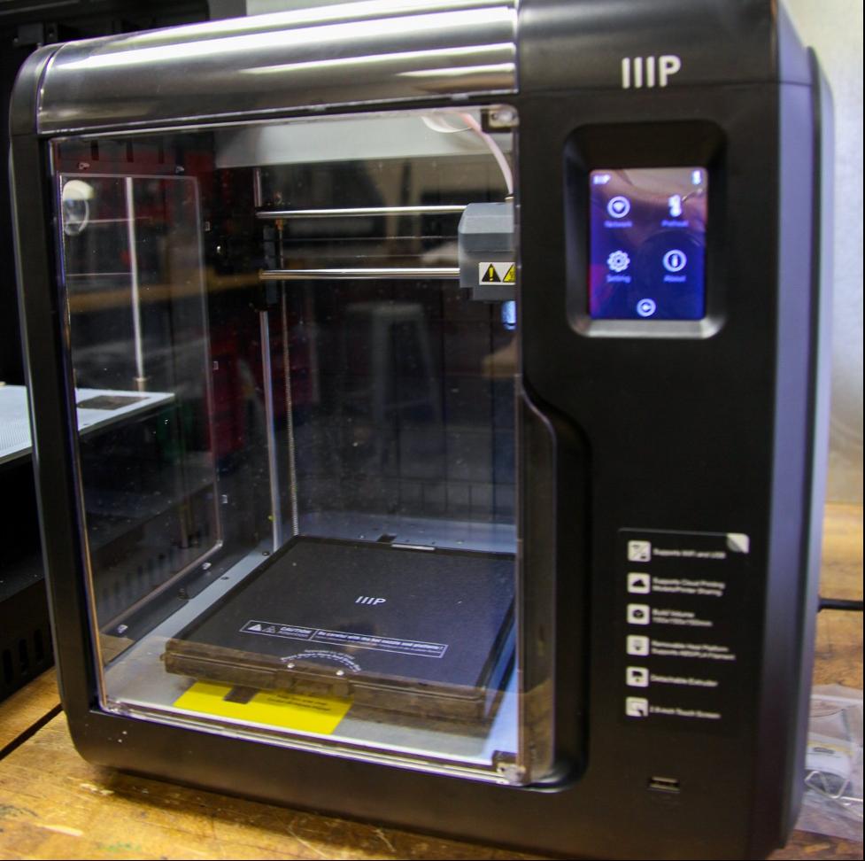 FlashForge & Monoprice Voxel 3D Printer