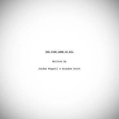 "Short film script ""The Fine Game of Nil"""