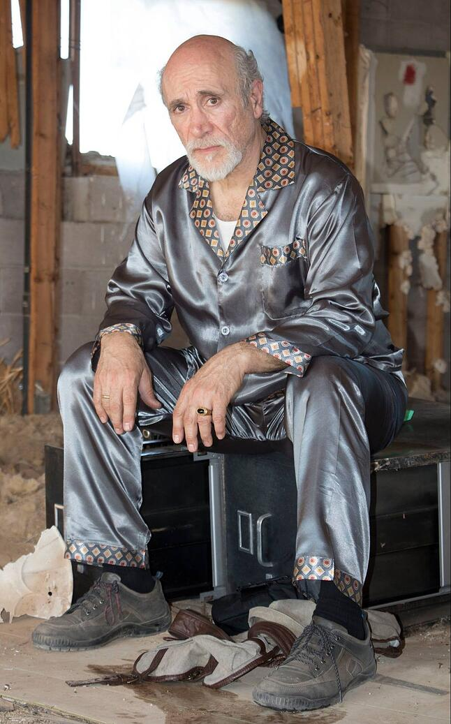 Tony Amendola as the dictator