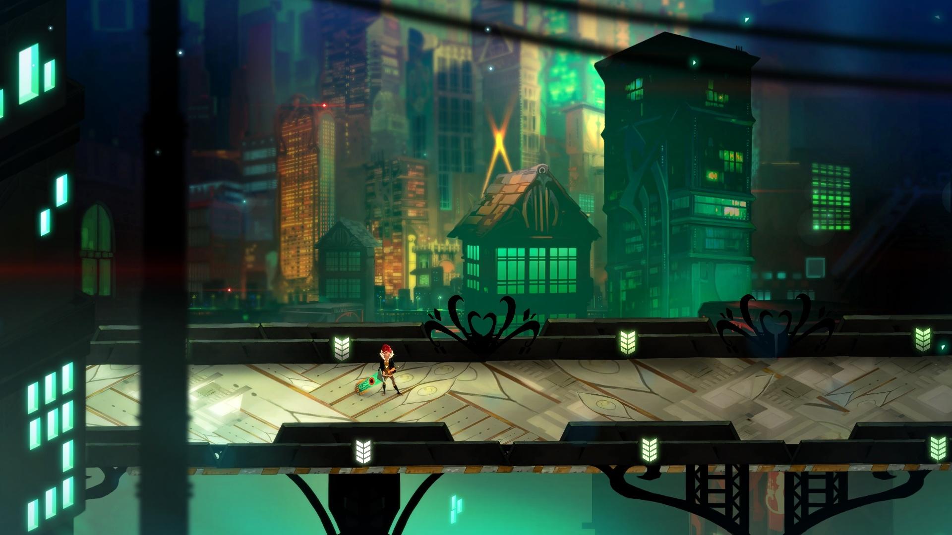 Transistor Screenshot