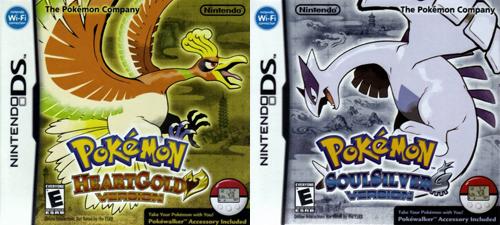 Pokemon Nintendo DS