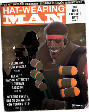 Team Fortress 2 Hat Promotion