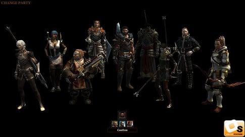 Dragon Age II Characters