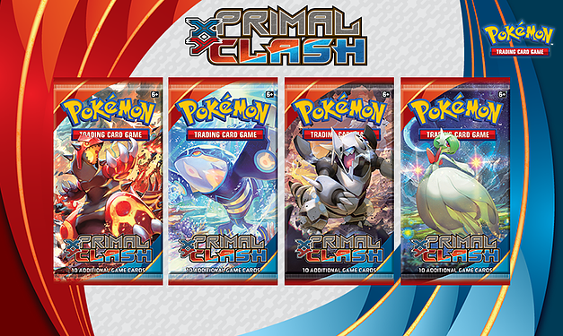 Pokemon Primal Clash