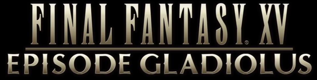 FFXV_Episode_Gladiolus_Logo