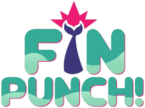 Fin Punch Logo