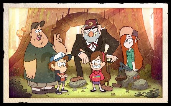 Gravity Falls Cast