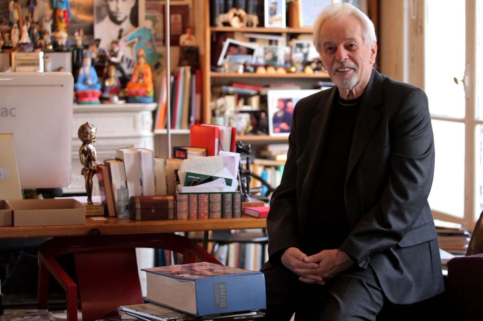 Filmmaker Alejandro Jodorowsky