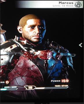 Dragon Age Character
