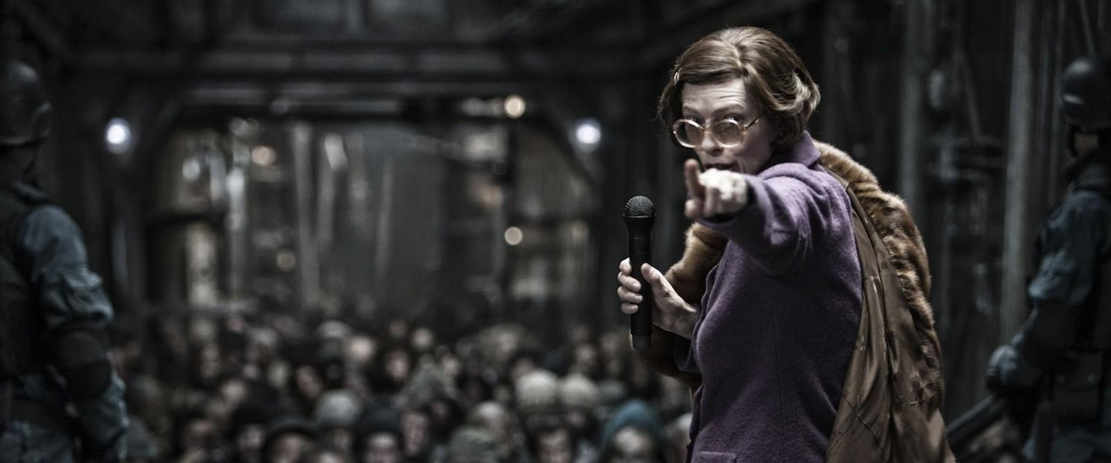 Tilda Swinton as Mason