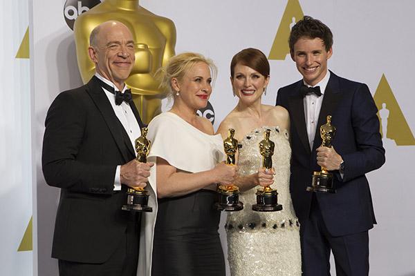 The Oscars Award show