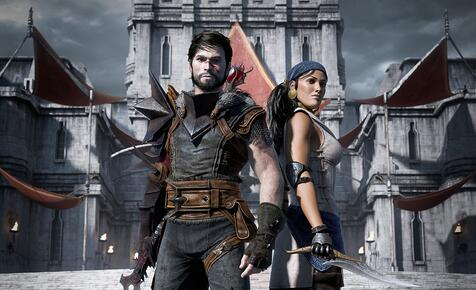 Best Personality Dragon Age II