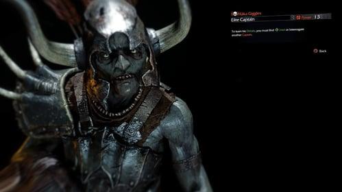 Shadow of Mordor 5