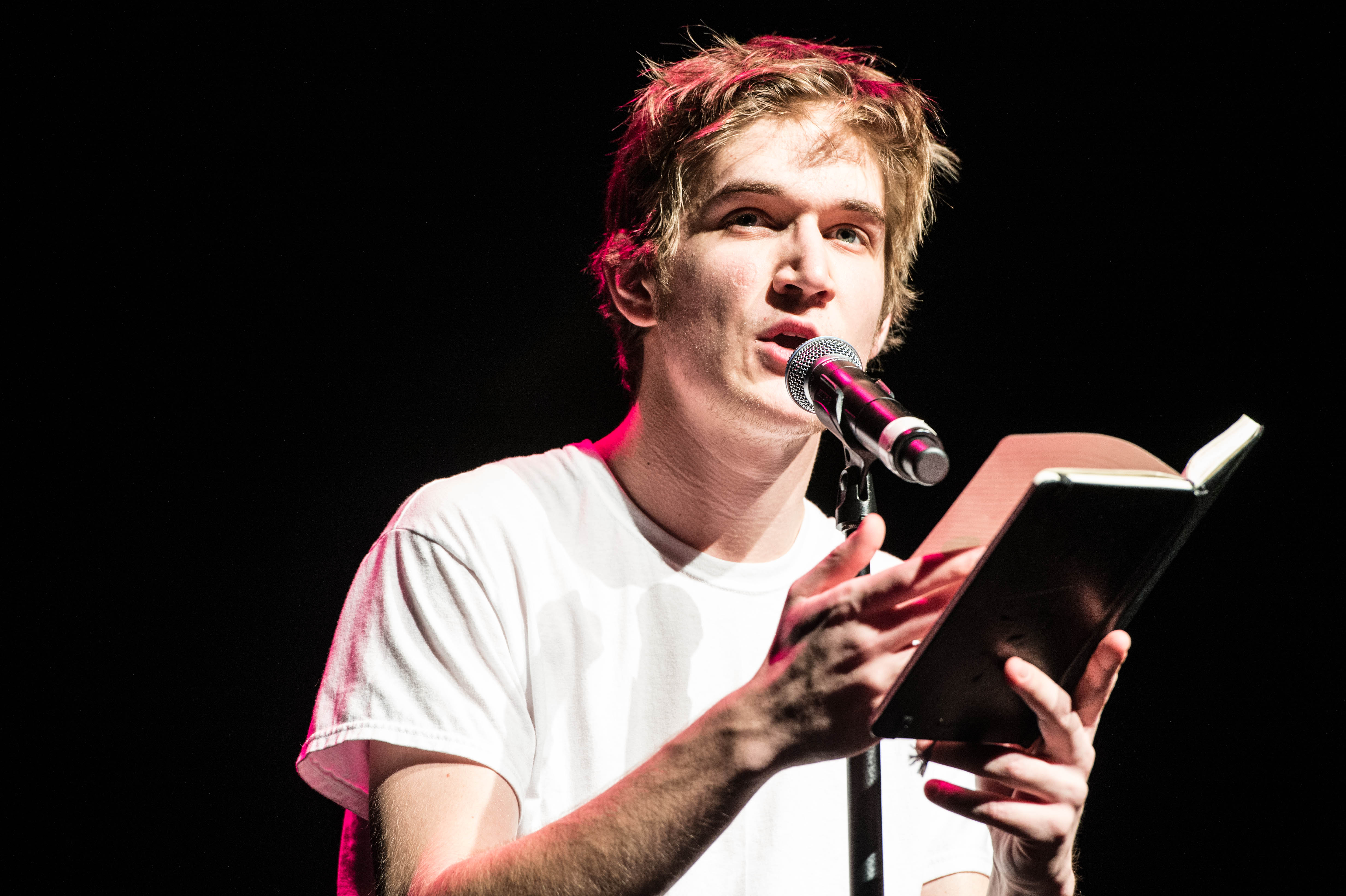 Bo Burnham: Weird Lighting