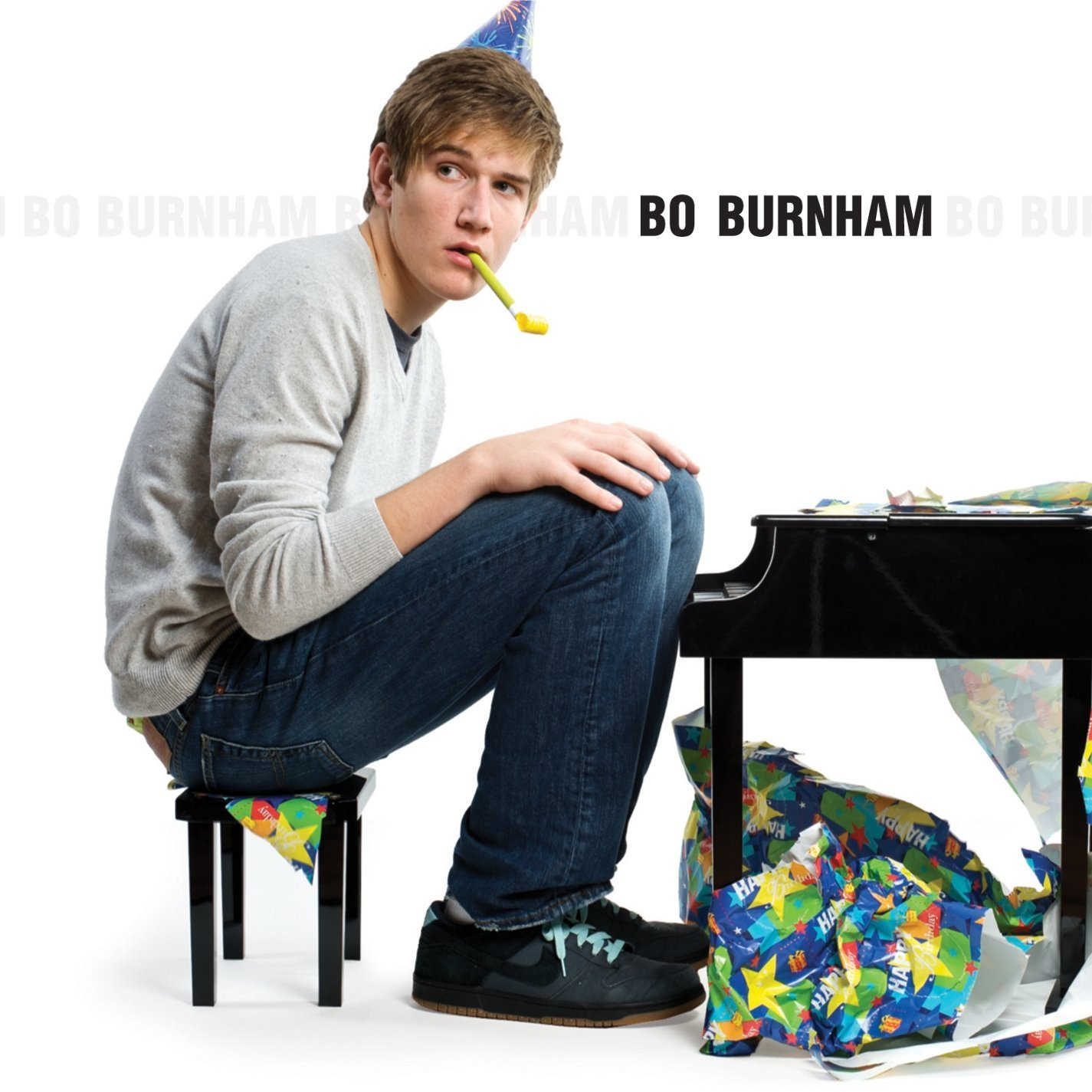 Bo Burnham first album