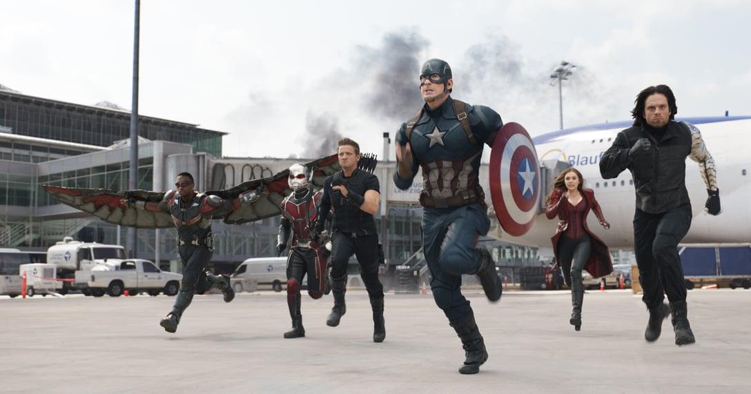 The Civil War begins...