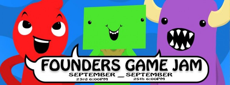 Founder's Game Jam 2016
