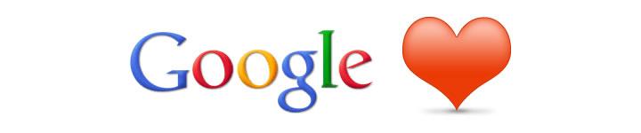 http://www.business2community.com/seo/4-things-business-can-make-google-love-01293856#mXFVOPmb7xIM0JsC.97