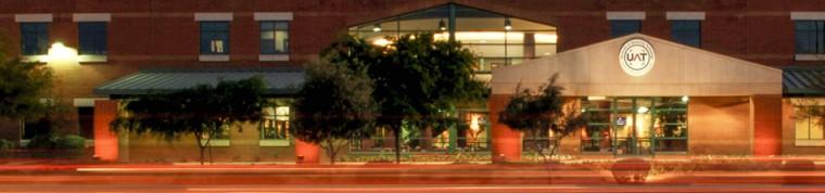 University of Advancing Technology entrance