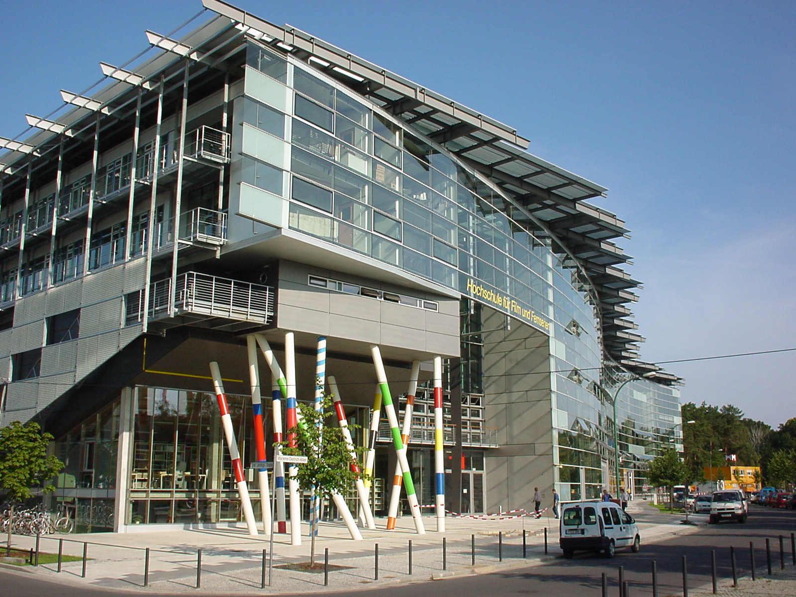 Film University Babelsberg - KONRAD WOLF