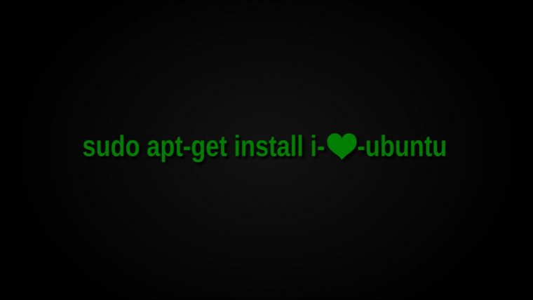 http://lucaszanella.deviantart.com/art/I-Love-Ubuntu-Wallpaper-403318442