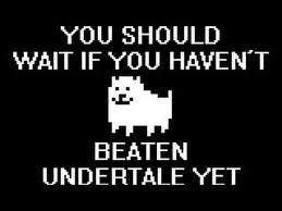 Beaten Undertale