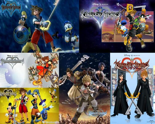Kingdom of Hearts 1
