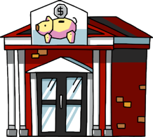 Bank - Scribblenauts