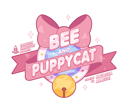 Bee and Puppycat Logo
