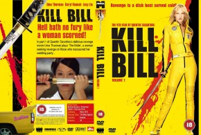 Kill Bill: Volume 1 DVD