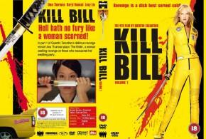 Kill Bill: Volume 1 DVD