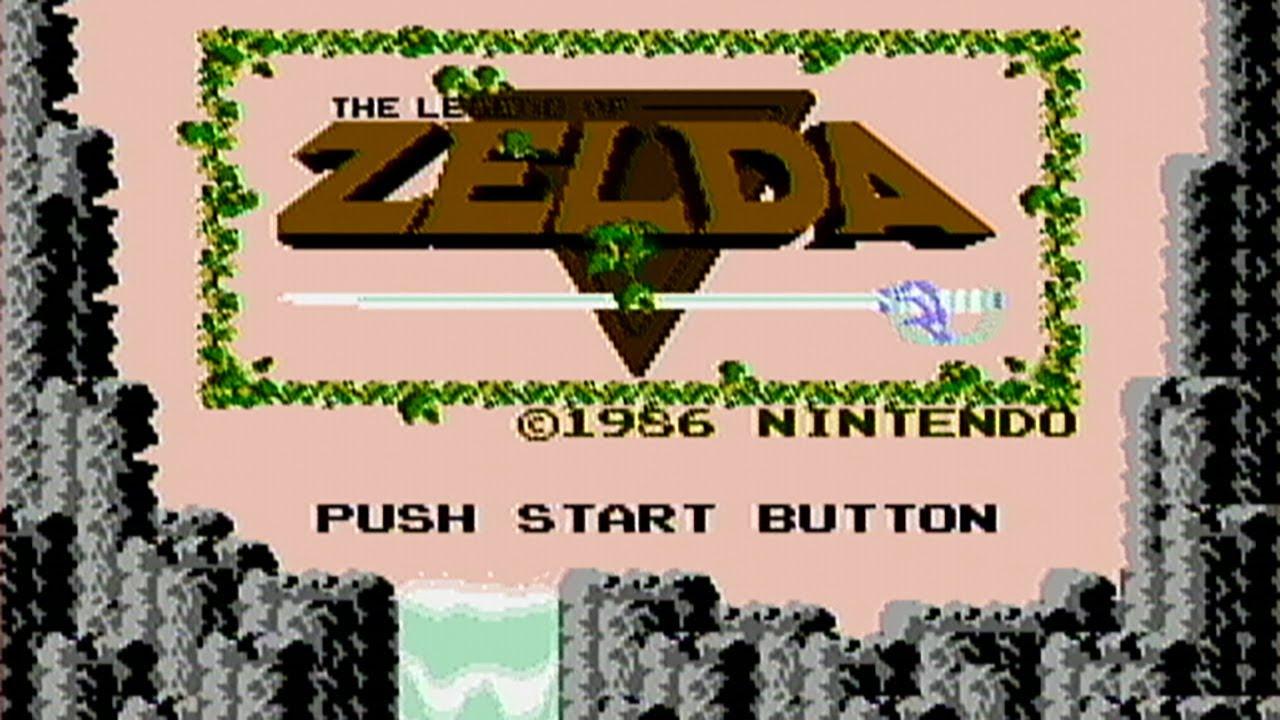 Zelda 1986