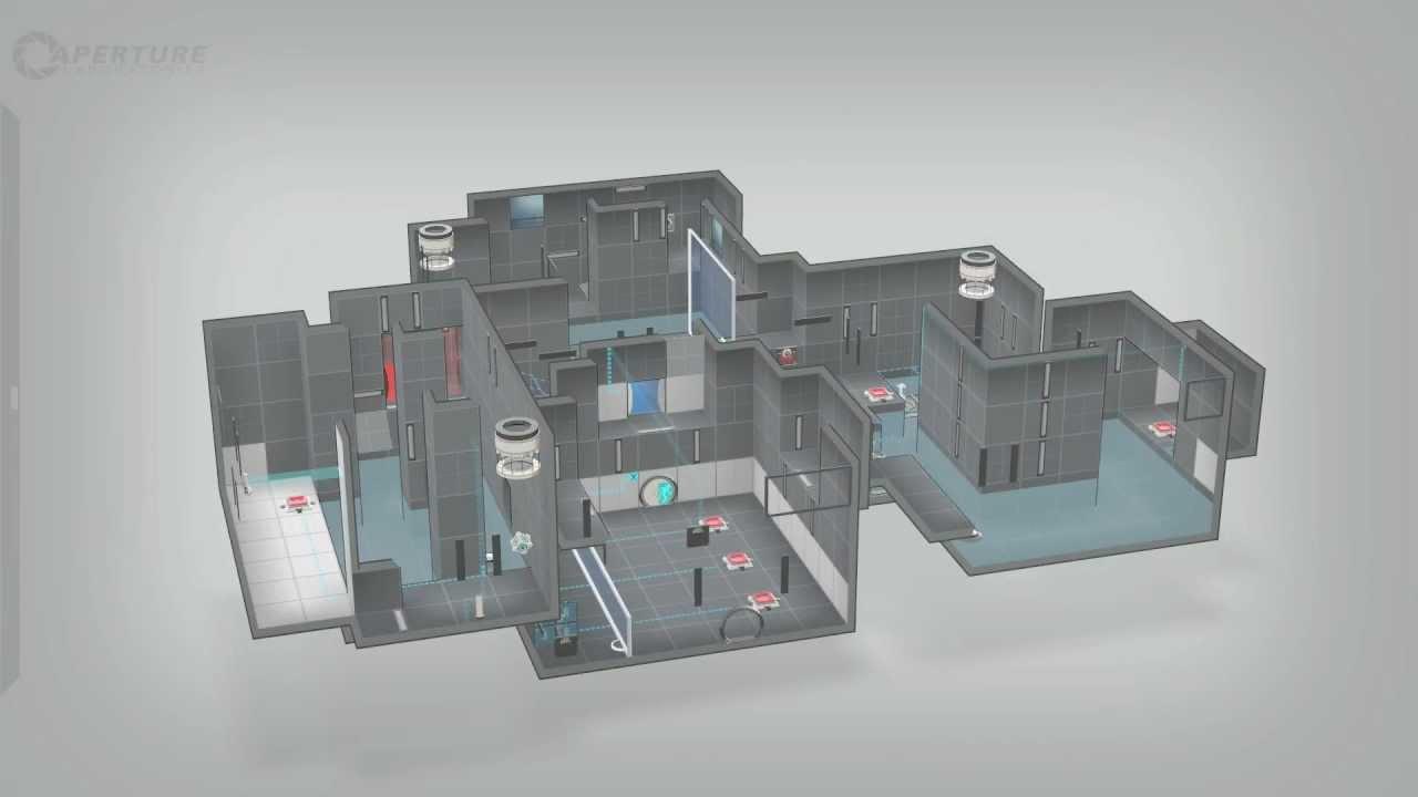 Portal 2 Level Editor 1