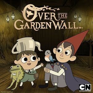 Over the Garden Wall; Title and Characters