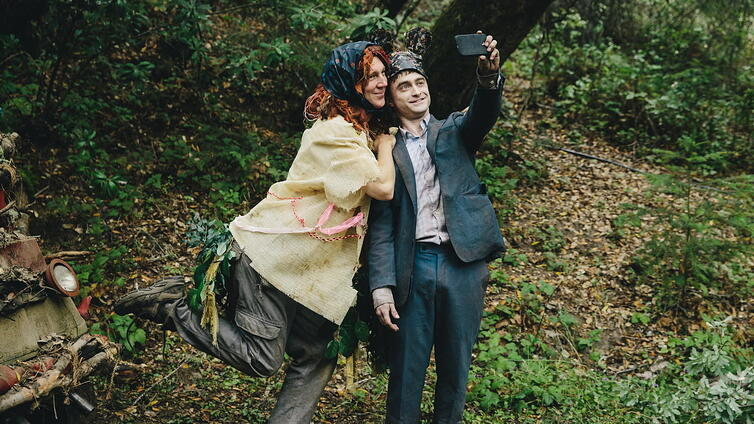 Swiss Army Man - Selfie