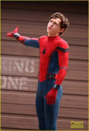 Spider-man no mask