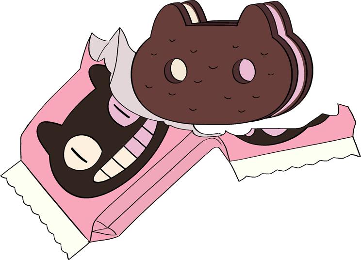 Steven Universe, Cookie Cat Ice Cream Sandwich