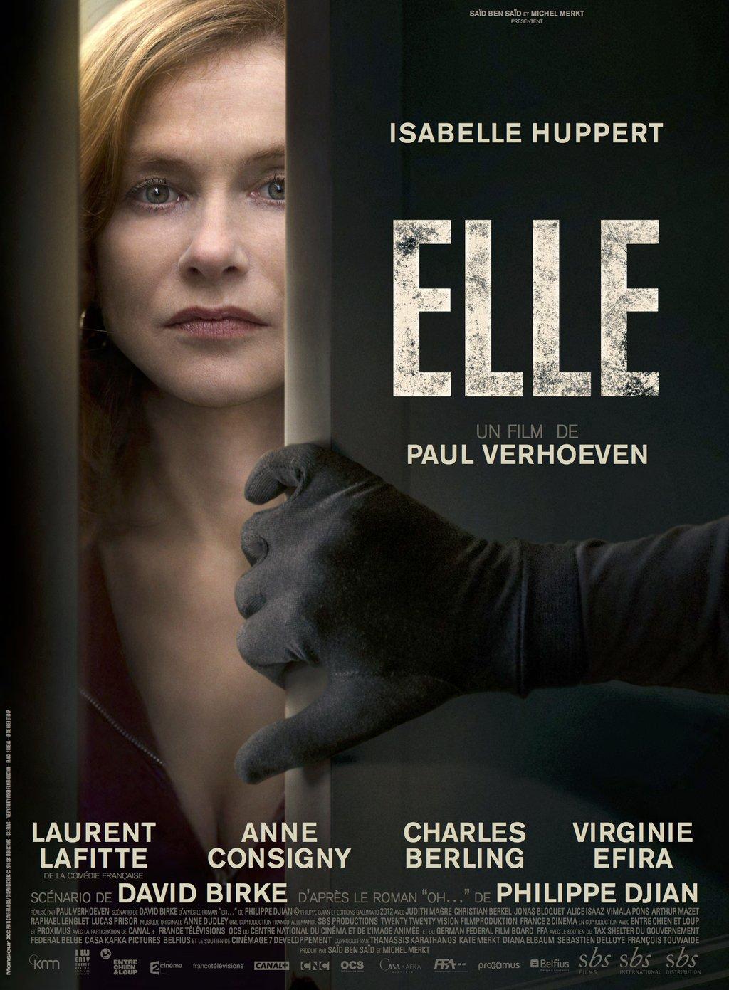 Poster for Elle