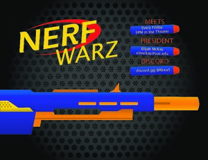 Nerf Poster Fall 2019