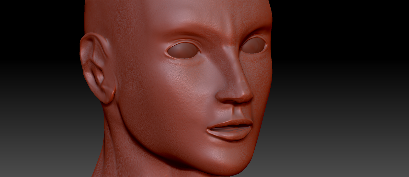 Zbrush tool used for 3D modeling at UAT