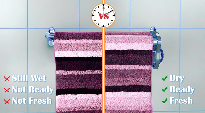 Woosh Towel Dryer Comparison