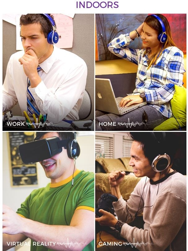 Headphone users