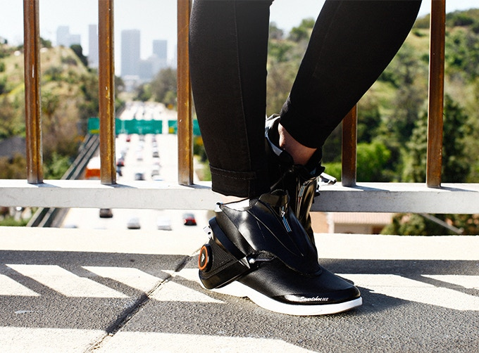 Smart Shoe 3
