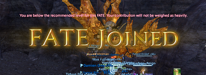 Fate Joined