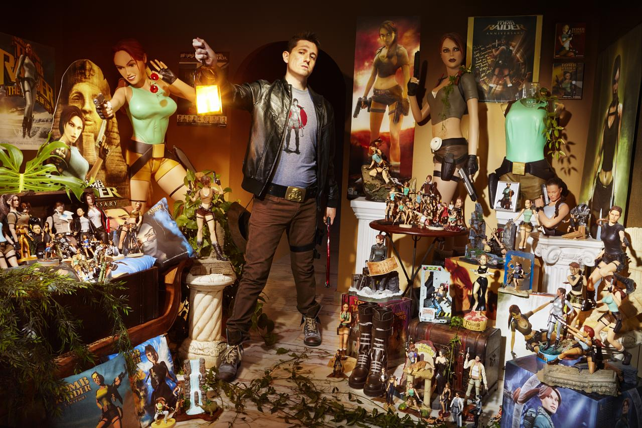 Rodrigo Martin Santos has 2,383 Tomb Raider items