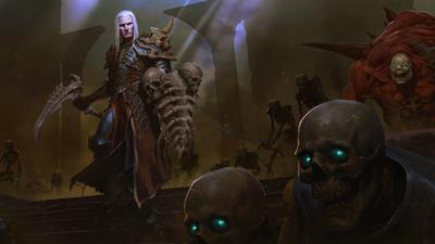 Diablo3 Necromanceer