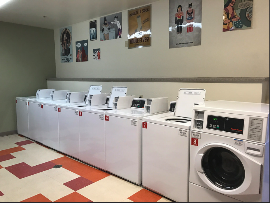 Laundry Room Washers