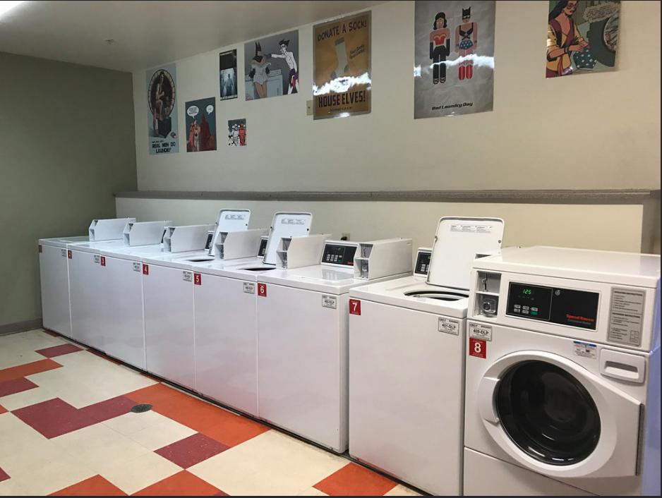 Laundry Room Washers